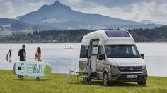 VW California XXL is the camper van of our dreams - Autoblog