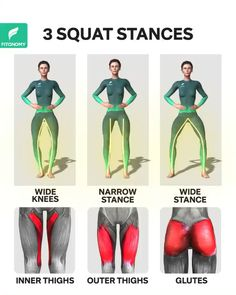 Fitness Workouts, Fitness Herausforderungen, Gym Workout Videos, Gym Workout For Beginners, Fitness Workout For Women, At Home Workouts, Daily Workouts, Squat Workout, Workout Challenge