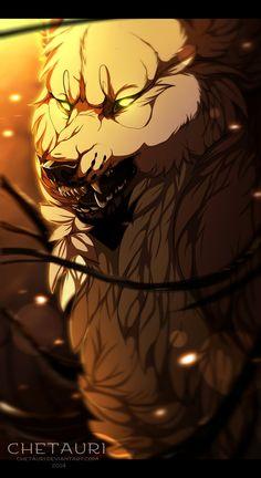 Path of darkness. by CHETAURI.deviantart.com on @DeviantArt