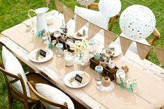 Party Planning with Typo Party Supplies | Simply Peachy Wedding Blog