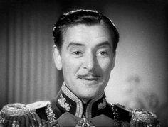 ronald colman/prisoner of zenda | Ronald Colman 's sass is showing in The Prisoner Of Zenda (1937)