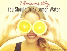 3 reasons why you should be drinking lemon water #health guide #better health solutions| http://howtobehealthguide.lemoncoin.org