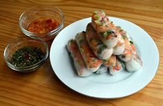 Vietnamese Spring Rolls | Community Post: 16 Healthy Budget Meals For $3 Or Less Per Serving