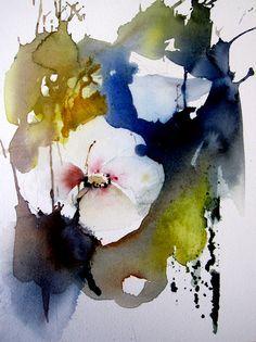 Ann Christin Moberg #watercolor ile ilgili görsel sonucu