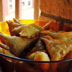 Street food 1: Sambosa