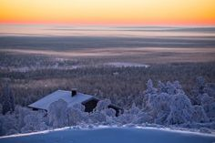 ABC's The Bachelor travelled to Lapland in search of the northern lights Iyengar Yoga, My Land, Northern Lights, Public, Mountains, Winter, Travel, Trips, Viajes