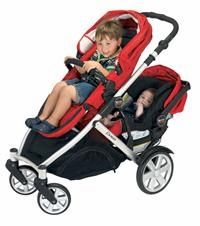 Double jogging baby stroller - provide your babies the best ride