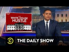 The Trump Family's White House Hustle: The Daily Show - YouTube