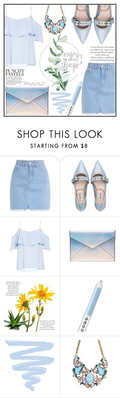 """enjoy the little things"" by couturend ❤ liked on Polyvore featuring Miu Miu, BB Dakota, Rebecca Minkoff and Marc Jacobs"