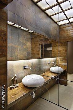 strona fotografa Radka Wojnara poświęcona wnętrzom w nowoczesnej stylistyce oraz innej tematyce Modern Interiors, Bathtub, Bathroom, Master Bath, Houses, Standing Bath, Washroom, Bathtubs, Bath Tube