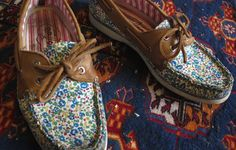 Liberty Sperry Topsider