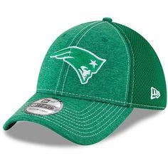 d558b76c89b Men s New England Patriots New Era Kelly Green St. NFL Caps   Hats