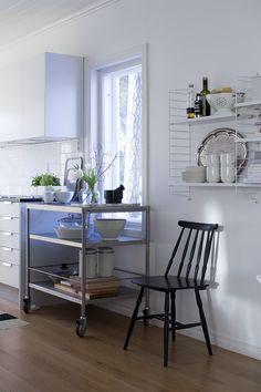Pihkala: keittiö