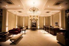 R$ 260 Situado em um edifício histórico de 1930, o Grande Hotel Petrópolis fica a apenas 50 metros do Museu Imperial, em Petrópolis.