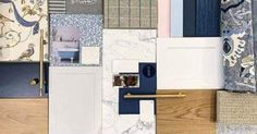 KWD - Play with colour, pops of blue and purple. Decor, Door Design, Color Inspiration, Decorative Panels, Home Decor, Board Design, Home Renovation, Renovations, Color Design