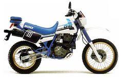 Suzuki DR 600 S