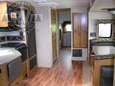 2012 EverGreen EverLite 35RBSDS Travel Trailer**Liked the laminate flooring**