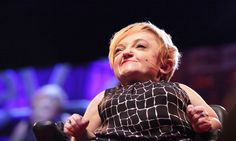 """Stella Young is a comedian and journalist who happens to go about her day in a wheelchair — a fact that doesn't, she'd like to make clear, automatically turn her into a noble inspiration to all humanity. In this very funny talk, Young breaks down society's habit of turning disabled people into """"inspiration porn."""""""