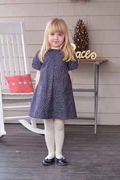 Dear Stella's Confetti Sparkle & Puppet Show Dress, via Flickr