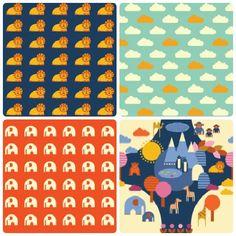 Wench Design Wallpaper for kids room