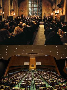 You dream of one day sitting in this room: | 21 Ways You Know You Did Model UN