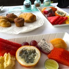 Healthy breakfast at the Viceroy Hotel Ubud, Bali, Indonesia http://frolleinliebelei.com/en/why-the-viceroy-bali-is-so-perfect-for-your-honeymoon/