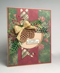 Pines! by Pam MacKay - Cards and Paper Crafts at Splitcoaststampers