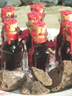 Dragon's Blood Ink-Hoodoo, Voodoo, Witchcraft, Wicca-Protection, Love, Success, Power-Traditional Witch Tool. $5.99, via Etsy.
