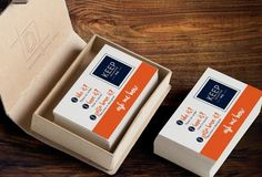 KEEP Collective Business card back Template - Independent Designer Business…