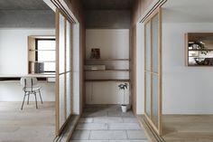 House design / Shop design/ Renovation design / Interior design / Other design Tatami Room, House, Minimalist Interior, Interior, Warm Wood Flooring, Interior Furniture, House Styles, Interior Design, Modern Interior