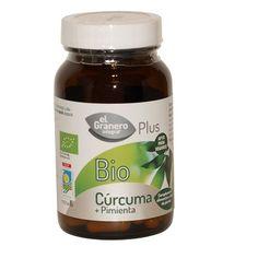 Curcuma con Piperina, la cortisona natural