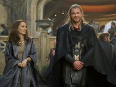 New Images and Plot Details From Thor: The Dark World - ComingSoon.net