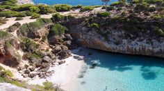 Calo des Moro Beach Tourism, Spain - Next Trip Tourism Spain Tourism, Cool Watches, Around The Worlds, Beach, Water, Outdoor, Gripe Water, Outdoors, The Beach