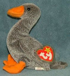 52aae4f2977 TY Beanie Baby Honks the Goose 1999 Retired Free Shipping