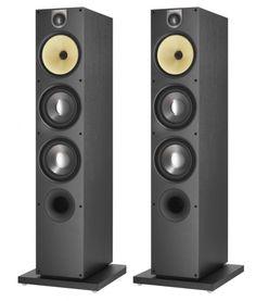 Bowers and Wilkins 683 S2 Speakers Black
