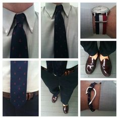 #WIWT show how much you care not how much you know #prepdom #preppy #weejuns #ootd