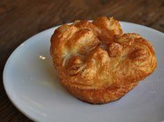 Breton pastry kougin amann - b patisserie, sf No Bake Desserts, Dessert Recipes, San Francisco Food, Kouign Amann, Best Sweets, Serious Eats, Baked Goods, Cravings, Muffin