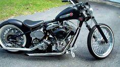 Rays Harley Shovelhead Bobber