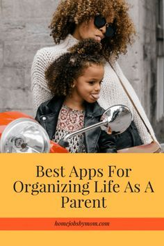 Best Apps For Organizing Life As A Parent. Life can get pretty hectic, especially when you throw kids into the mix. Keeping everyone's schedules sorted, food stocked in the fridge, and the little ones entertained can be exhausting! Fortunately, there are many apps to help lighten the load and make life much easier. Here are just ten of our favorite apps to help make your life easier: