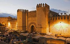 Fez the city break which will cast a spell on you | Mail Online