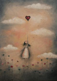 love froom up above by Amanda Cass