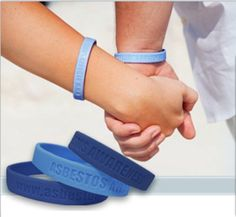 Free Mesothelioma Awareness Wristbands. Click here and get your Free Mesothelioma Awareness Wristbands.  Visit on the best Online Mesothelioma Help Center. If you think you are at risk, contact your local Mesothelioma attorney. - See more at: http://freeschtuff.com/free-mesothelioma-awareness-wristbands/#sthash.f6zLsZxg.dpuf