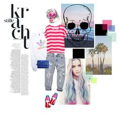 Coolin' by lisalockhart on Polyvore featuring adidas, Christian Louboutin and Marni