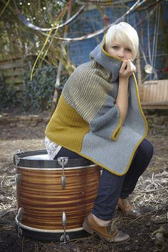 Ravelry: Lost & Found pattern by Stephen West