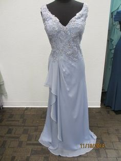 Cameron Blake Light Blue 114668 Dress. Cameron Blake Light Blue 114668 Dress on Tradesy Weddings (formerly Recycled Bride), the world's largest wedding marketplace. Price $110.00...Could You Get it For Less? Click Now to Find Out!