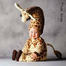 086aa3c4e338 Giraffe baby costume First Halloween Costumes