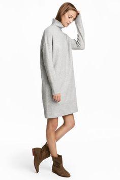Robe en laine femme h&m