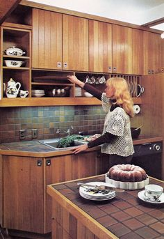 Interior Design and Architecture - Planning and Remodeling Kitchens - 1979