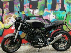 Ducati Monster 695 Caferacer - 0