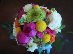 this would be gorgeous for a summer bouquet! oh my!! in love!!!